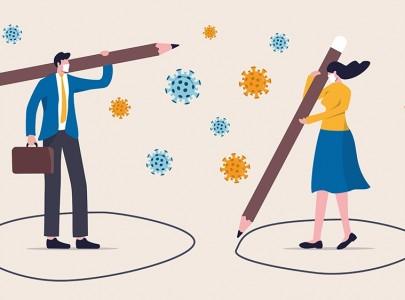 Como manter a conexão durante o distanciamento